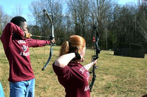 ARCHERY: Regional results reveal young Cornerstone program already on target